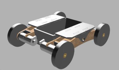 A chassis design idea